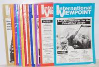 image of International viewpoint [21 issues for the year 1988]