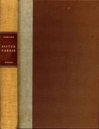image of Sister Carrie (Limited Editions Club, with a new Introduction by Burton  Rascoe, and illustrated from crayon drawings by Reginald Marsh, complete  with slipcase)