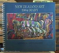 image of New Zealand Art 1984 diary