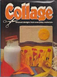 Collage by Elizabeth Ashurst - 1976 - from Hard-to-Find Needlework Books (SKU: 14797)