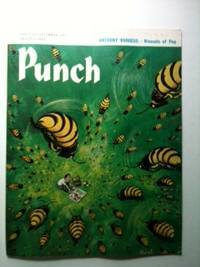 PUNCH  ANTHONY BURGESS-- Weasels of Pop    30 AUGUST  1967