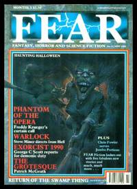 image of FEAR - Fantasy, Horror and Science Fiction - Issue 11 - November 1989