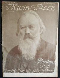 Musik für Alle: Brahms Heft