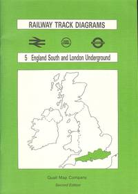 Railway Track Diagrams No 5 : England South and London Underground