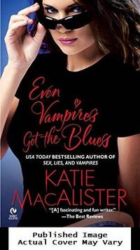 image of Even Vampires Get the Blues (The Dark Ones, Book 4)