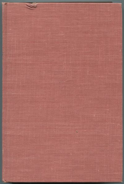 New York: The John Day Company, 1957. Hardcover. Very Good. First edition. Dent on top edge of front...