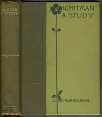 image of Whitman. A Study