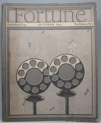 Fortune (Vol. 4, No. 4, October 1931)