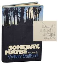 image of Someday, Maybe: New Poems (Signed First Edition)