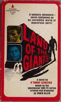 LAND OF THE GIANTS by  Murray Leinster - Paperback - from CHRIS DRUMM BOOKS and Biblio.co.uk