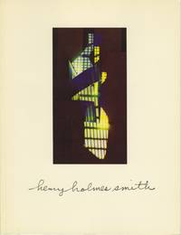 HENRY HOLMES SMITH: PHOTOGRAPHS 1931 - 1986.; A Retrospective, March 5 - April 18, 1992