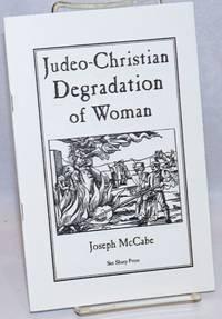 image of Judeo-Christian Degradation of Woman