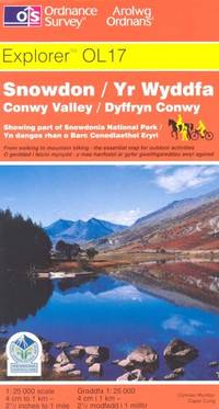 image of Snowdon and Conwy Valley (Explorer Maps)