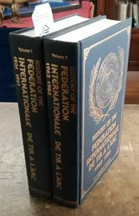 image of History of the Federation Internationale De Tir a L'Arc (SIGNED Limited  Edition) Volumes 1 and 2