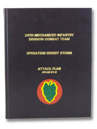 24th Mechanized Infantry Division Combat Team: Operation Desert Storm, Attack Plan OPLAN 91-3