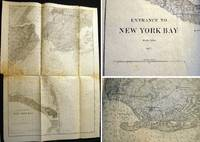 1877 Entrance to New York Bay U.S. Coast Survey
