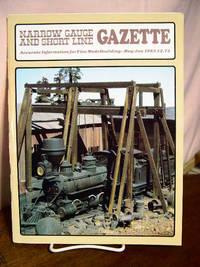 image of NARROW GAUGE AND SHORT LINE GAZETTE - MAY/JUNE, 1983; VOLUME 9, NUMBER 2