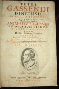 Animadversiones in Decimum Librum Diogenis Laertii, Qui Est De Vita, Moribus, Placitisque Epicuri