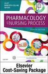 image of Pharmacology and the Nursing Process -- Text and Elsevier Adaptive Quizzing Package, 8e