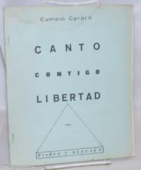 image of Canto contigo libertad