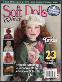 image of Soft Dolls & Animals Feburary/March, Volume 10, Issue 2