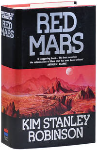 image of RED MARS - REVIEW COPY