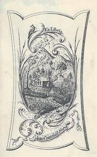 Jean Churchill Ford - Bookplate (Ex Libris)