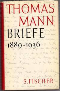 Briefe: 1889 - 1936