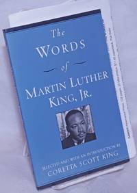 image of The words of Martin Luther King, Jr.; selected by Coretta Scott King