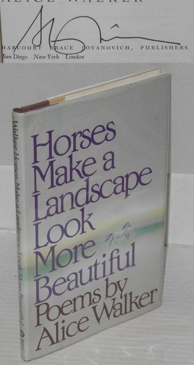 San Diego: Harcourt Brace Jovanovich, 1984. Hardcover. , 79p., first edition, very good in dj, signe...