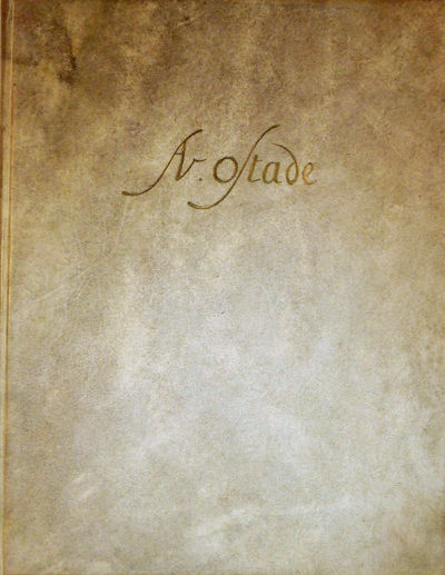 Berlin: Amsler & Ruthhardt, 1922. First edition. Hardcover. Orig. full vellum, spine and cover lette...