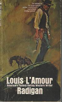 Radigan by  Louis L'Amour - Paperback - Second Edition - 1972-01-01 - from Vada's Book Store and Biblio.co.uk