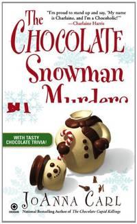 The Chocolate Snowman Murders (Chocoholic Mysteries)