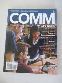 COMM3 (with CourseMate, 1 term (6 months) Printed Access Card) (New, Engaging Titles from 4LTR...