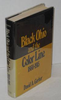 image of Black Ohio and the color line, 1860-1915