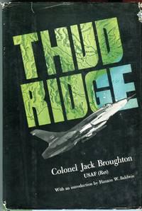 Thud Ridge by Broughton, Jack/Baldwin, Hanson W. (intro) - 1969