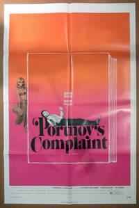 "image of Portnoy""s Complaint - Original Folded One Sheet Movie Poster (1972)"