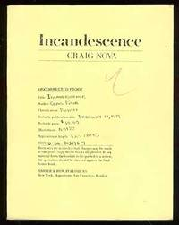 New York: Harper, 1979. Softcover. Near Fine. First edition. Uncorrected Proof. About near fine in w...