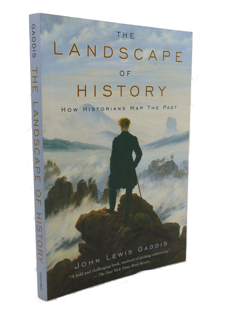 9780195171570 - The Landscape of History How Historians Map the Past by  John Lewis. Gaddis