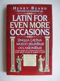 image of Latin For Even More Occasions  -  Lingua Latina Multo Pluribus Occasionibus