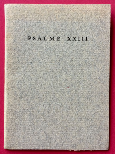 Los Angeles, CA: Muir Dawson, 1960. First Edition, thus. Paperback. Very Good. No Limitation Stated....