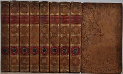 London: Printed for J. F. and C. Rivington, T. Davies, B. Law et al, 1785. Book. Very good+ conditio...