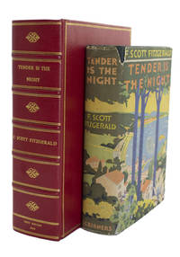 Tender Is the Night by  F. Scott FITZGERALD - First Edition - 1934 - from Heritage Book Shop, LLC and Biblio.com