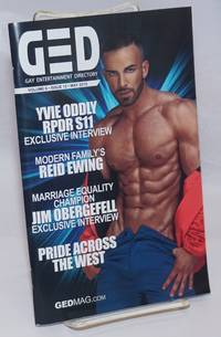 image of GED: Gay Entertainment Directory vol. 6, #12, May, 2019: Yvie Oddly RPDR S11 Interview