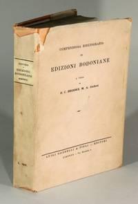 Compendiosa bibliografia de edizioni Bodoniane