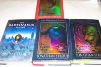 The Bartimaeus Tretrology, 4 Volumes by  Jonathan Stroud - 1st Editions. - 2003 - from mclinhavenbooks (SKU: 0003316)