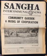 Sangha Intercommunal News. Vol. 1 no. 2 (July 27, 1974)