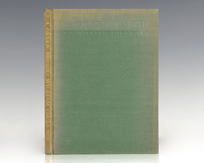 New York: Harrison Smith and Robert Haas, 1933. First trade edition of Faulkner's second and final b...