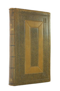 The Temple by  George Herbert - First Edition - 1893 - from M Godding Books Ltd (SKU: 190448)