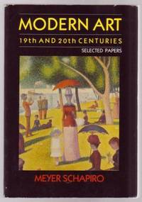 image of Modern Art: 19th and 20th Centuries (Selected Papers)